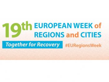 Registrujte se na workshopy URBACT v rámci Evropského týdne regionů a měst 2021!
